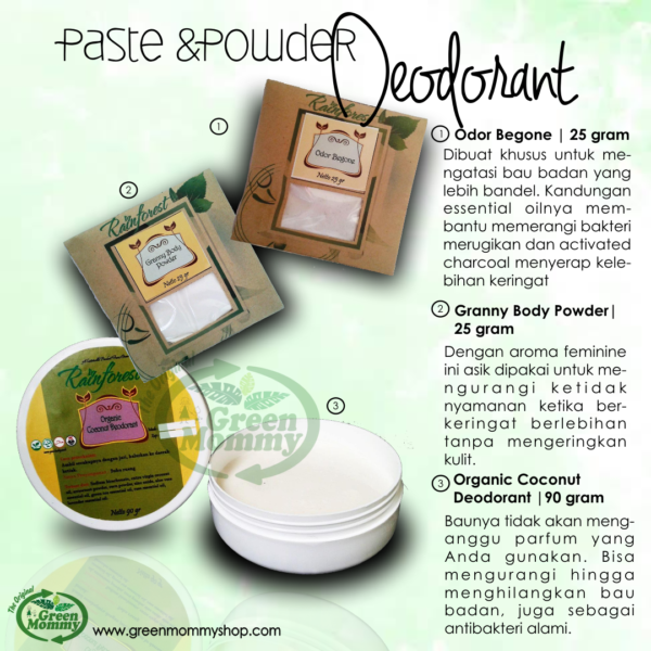 paste n powder deorant