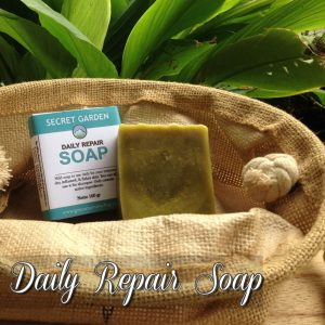 daily repair soap