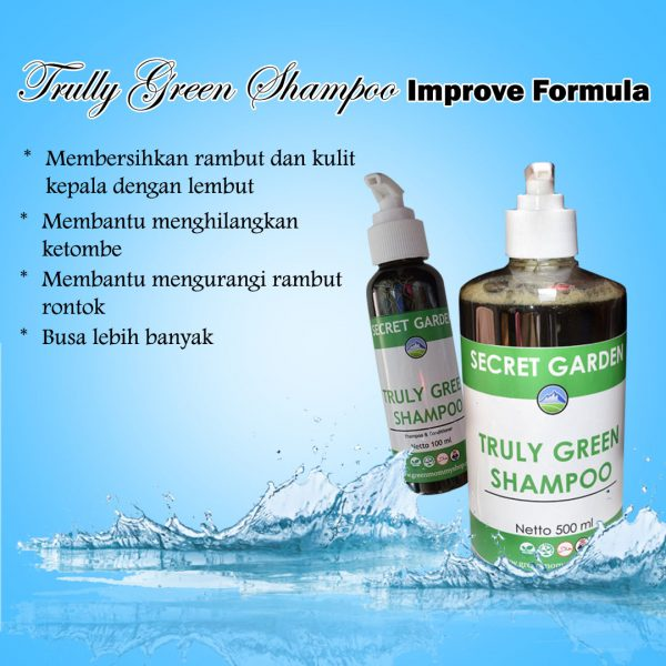 trully green shampoo copy
