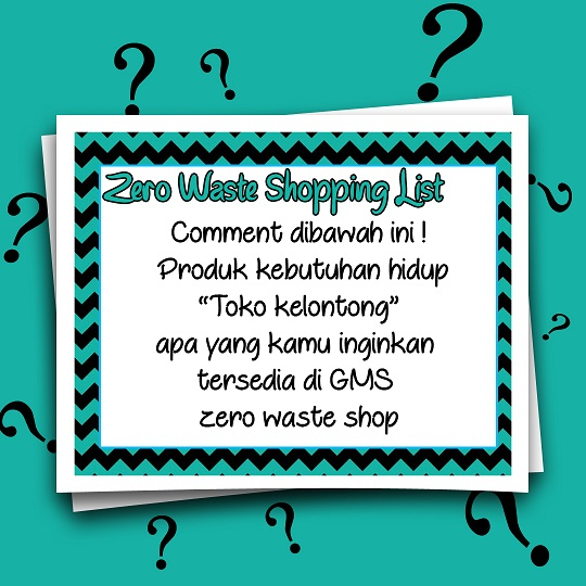Zero Waste Shop Indonesia