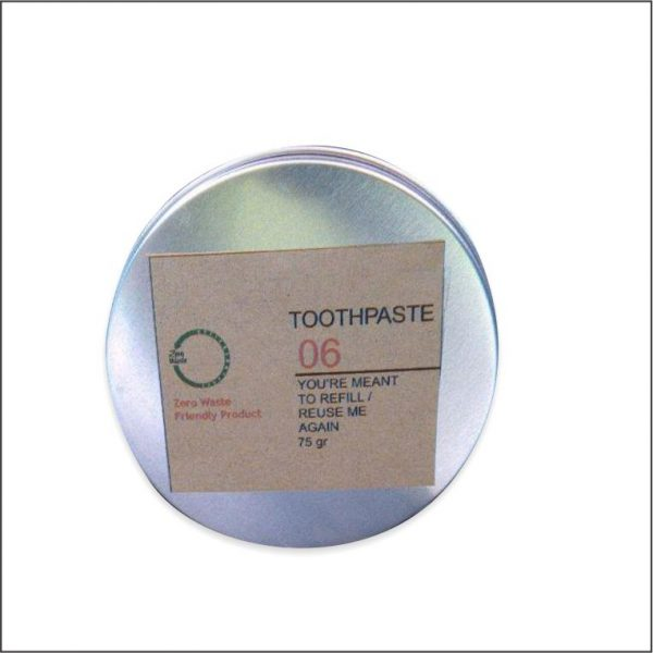 zwf tooth paste