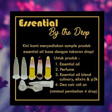 essential by the drop1