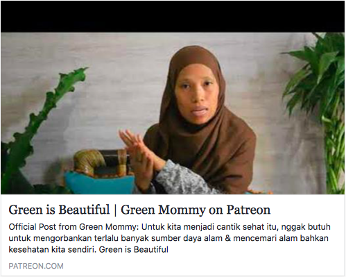 Green Mommy Video