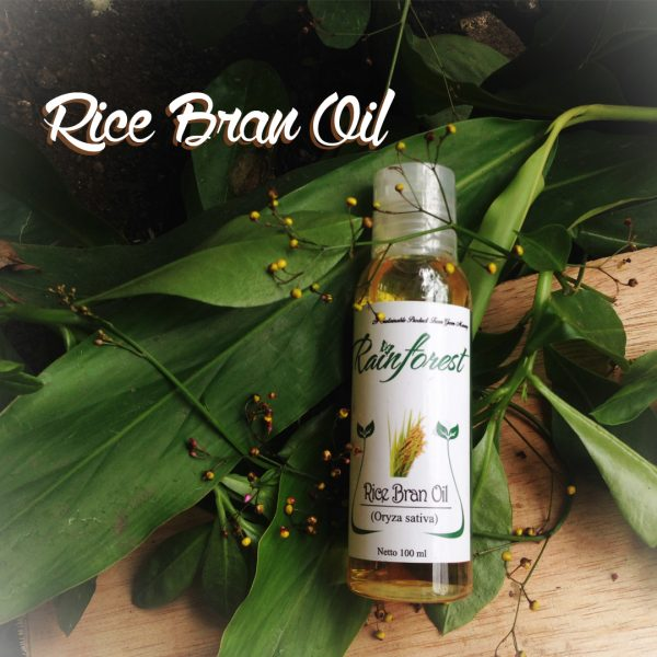 rice brain oil
