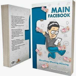 Jual Buku Main Facebook