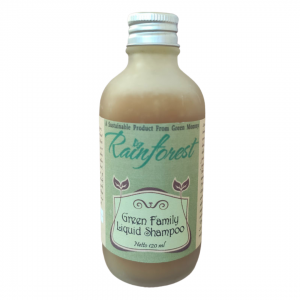 Green Family Liquid Shampoo 120ml