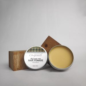 Mountain Man Hair Pomade