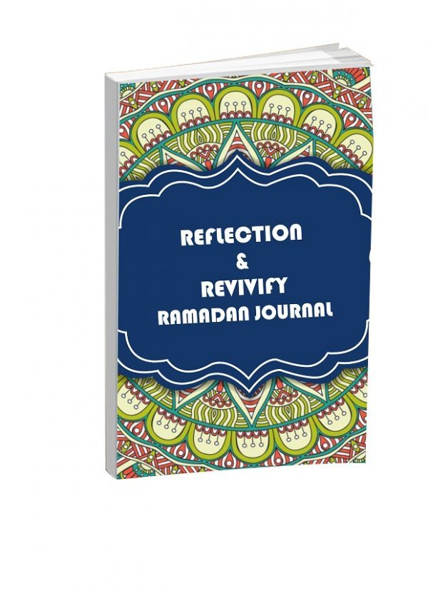ramadan journal, jurnal refleksi