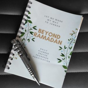 sustainable muslimah planner