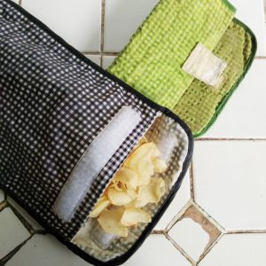 kantung snack reusable