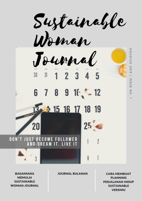 sustainable woman journal