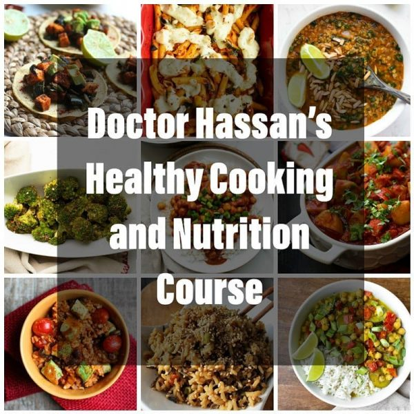 healhty cooking & nutrition course