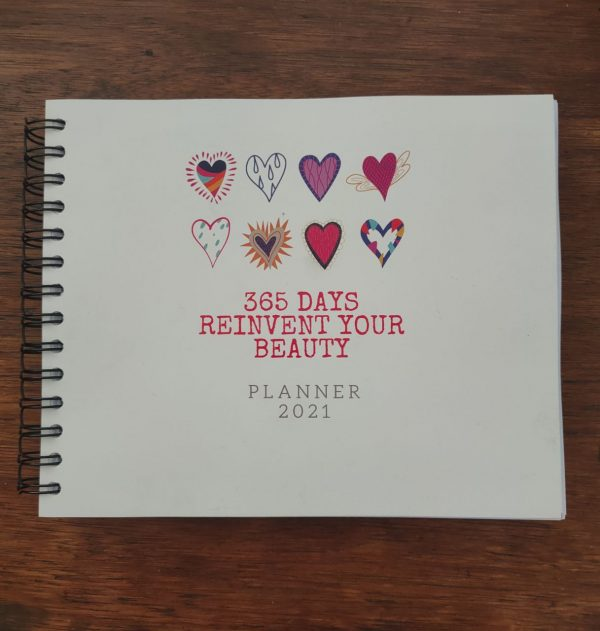 Reinvent Your Beauty Planner